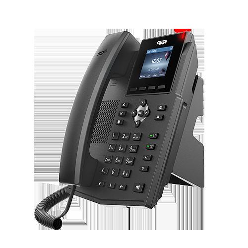 Fanvil 2SIP Colour Screen PoE VoIP Phone | X3SP