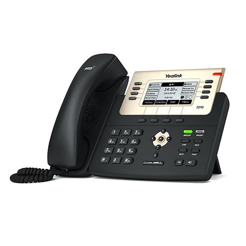 Yealink SIP-T27G HD IP Phone