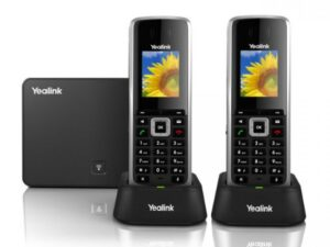 Yealink W52P IP With Base + W52H IP Dect Phone