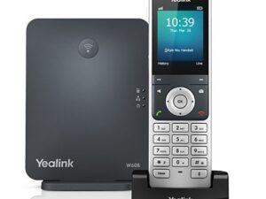 Yealink W60P Cordless Phone +Base